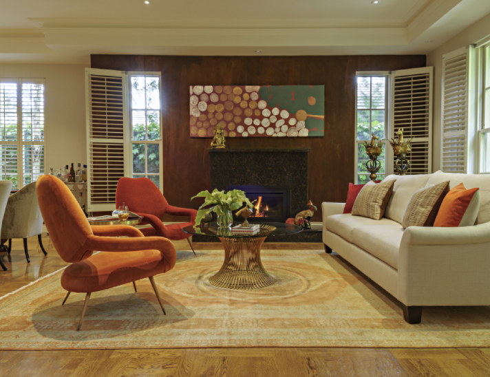 Introducing Colour into Your Home